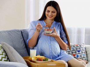 Balance Diet During Pregnancy