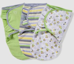 100% Natural Cotton Swaddle Blanket