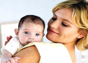 how to burp a newborn baby