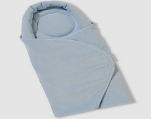 100% soft jersey cotton Swaddle Blanket